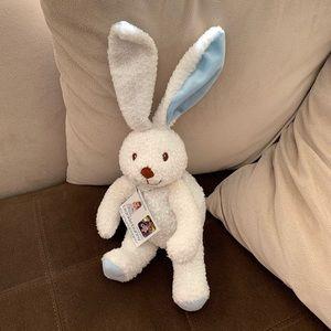 GaGaGooGoo Baby Girl Bunny Blanket